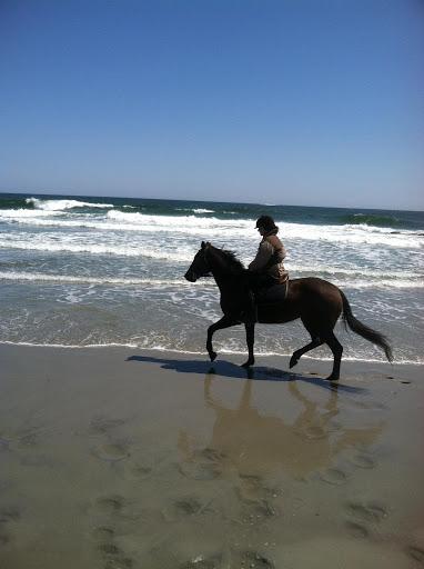 Spring Beach Ride