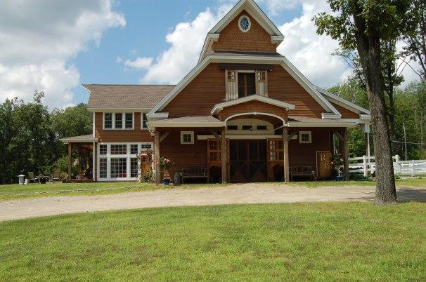 Architectural Digest Barn