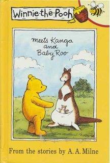 pooh,kanga&roo
