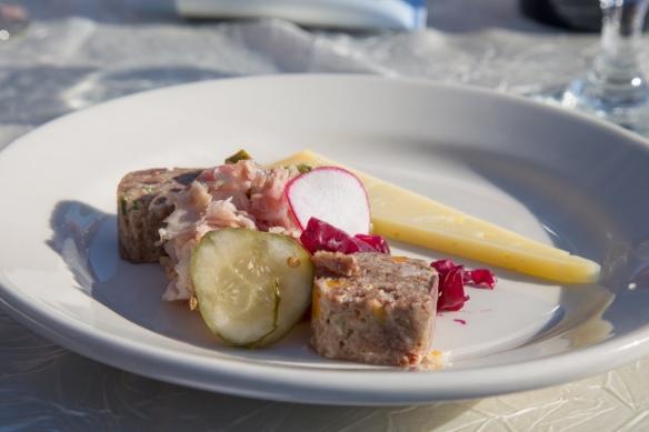 Pork Loin & Coppade Testa,